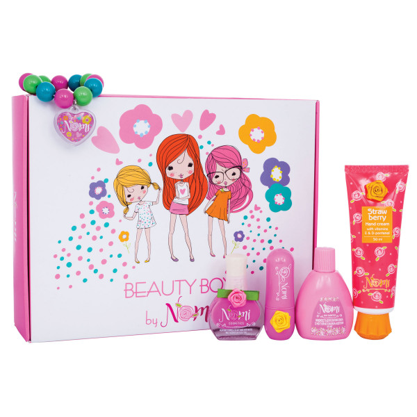 """Make up Beauty Box For Girls """"What a girl needs"""""""