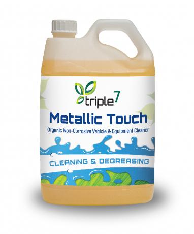 T7 - Triple 7 - Metallic-Touch