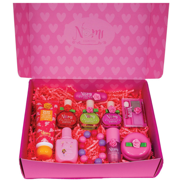 """Make up Beauty Box For Girls """"Box with treats"""""""